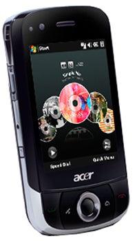 ACER Tempo X960 Datenblatt - Foto des ACER Tempo X960