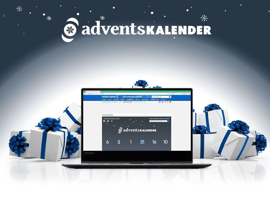 Gewinn Weihnachtskalender.Inside Handy Adventskalender Highlight Gewinn Im 6 Türchen