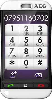 AEG Voxtel M800 Datenblatt - Foto des AEG Voxtel M800