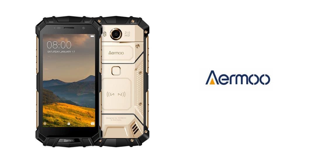 Aermoo M1 Outdoor Smartphone