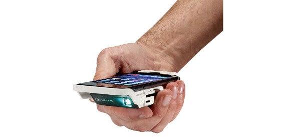 Aiptek Beamer iPhone