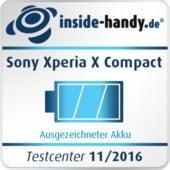 Akkusiegel Sony Xperia X Compact