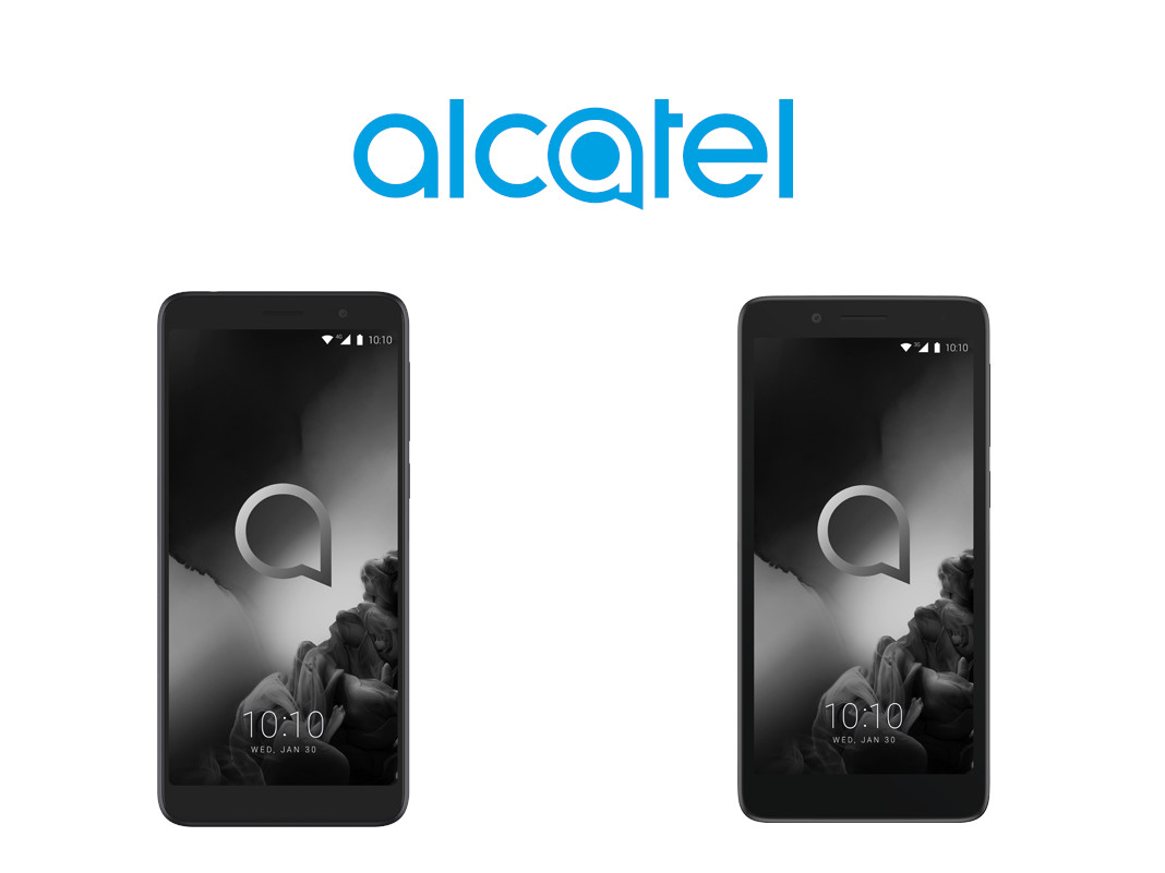 Alcatel 1x (2019) und Alcatel 1c (2019) vorgestellt