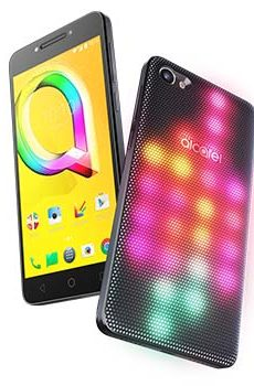 Alcatel A5 LED Datenblatt - Foto des Alcatel A5 LED