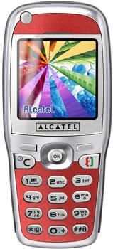 Alcatel One Touch 535 Datenblatt - Foto des Alcatel One Touch 535