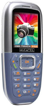 Alcatel One Touch 556 Datenblatt - Foto des Alcatel One Touch 556