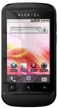 Alcatel One Touch 918D Datenblatt - Foto des Alcatel One Touch 918D