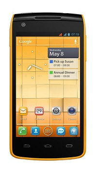 Alcatel One Touch 992D Datenblatt - Foto des Alcatel One Touch 992D