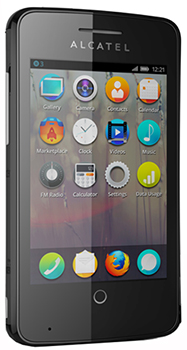 Alcatel One Touch Fire Datenblatt - Foto des Alcatel One Touch Fire