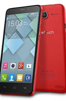 Alcatel One Touch Idol S Datenblatt - Foto des Alcatel One Touch Idol S