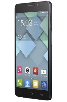 Alcatel One Touch Idol X Datenblatt - Foto des Alcatel One Touch Idol X