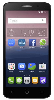 Alcatel One Touch Pop 3 (5) LTE Datenblatt - Foto des Alcatel One Touch Pop 3 (5) LTE