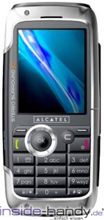 Alcatel One Touch S853 Datenblatt - Foto des Alcatel One Touch S853