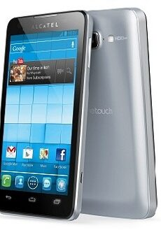 Alcatel One Touch Snap LTE Datenblatt - Foto des Alcatel One Touch Snap LTE