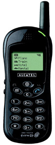 Alcatel One Touch View db @ Datenblatt - Foto des Alcatel One Touch View db @