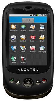 Alcatel OT-980 Datenblatt - Foto des Alcatel OT-980
