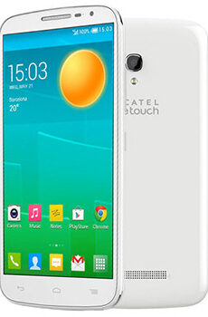 Alcatel Pop S9 Datenblatt - Foto des Alcatel Pop S9