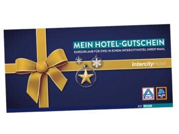 Aldi Mein Hotel-Gutschein 2021 im Intercity Hotel