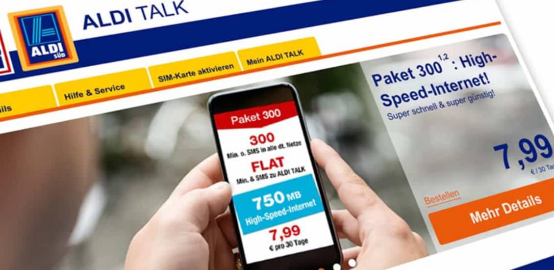 Aldi Talk Sim Karte Kaufen.Aldi Talk Discounter Erhöht Preise Für Nachbuchungen Teils Drastisch