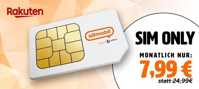 SIM-Only Deal preisboerse24 rakuten