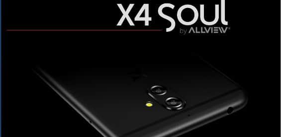 Allview X4 Soul