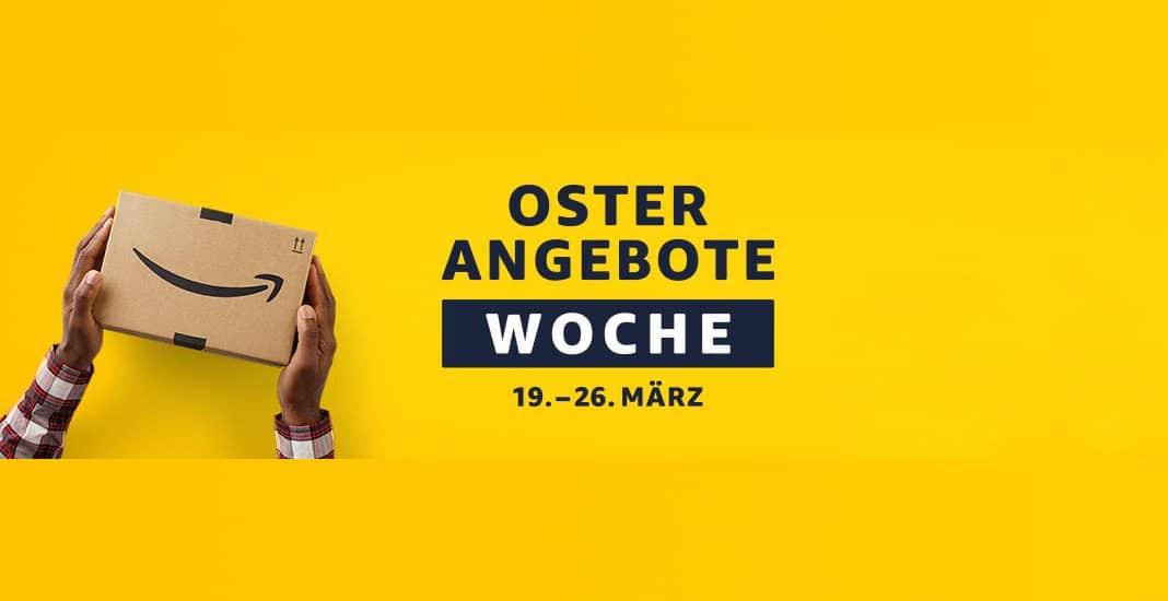 Amazon Easter Week