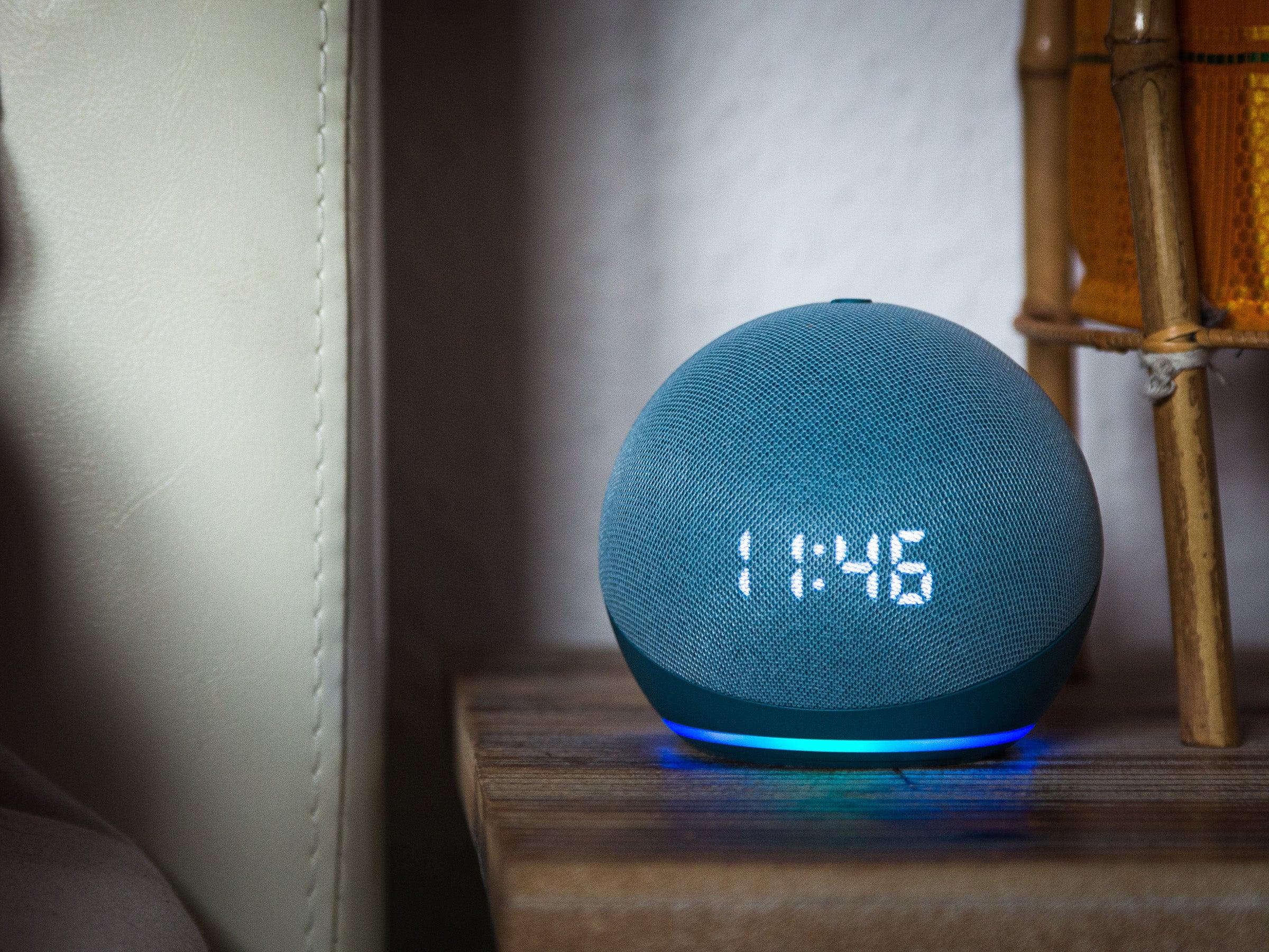 Amazon Echo Dot 4 Mit Led Display Im Test Das Macht Ihn So Besonders