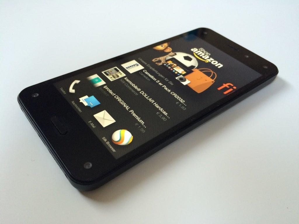 erster eindruck vom feurigen amazon smartphone inside handy. Black Bedroom Furniture Sets. Home Design Ideas