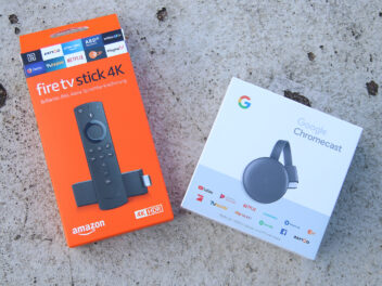 Amazon Fire TV Stick 4K gegen Google Chromecast (2018)