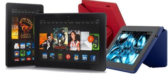 Amazon Kindle Fire HDX 7 / 8.9