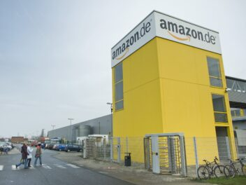 Amazon Logistikzentrum Leipzig