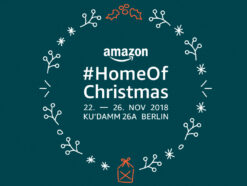Amazon Pop up Store Home Of Christmas