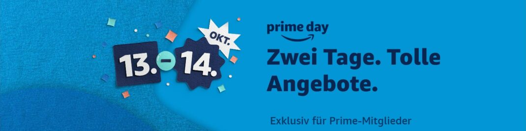 Amazon Prime Day 2020 Ankündigung mit Datum