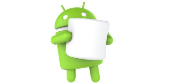 Android 6.0 Marshmallow Android-Männchen