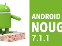 Android 7.1.1.