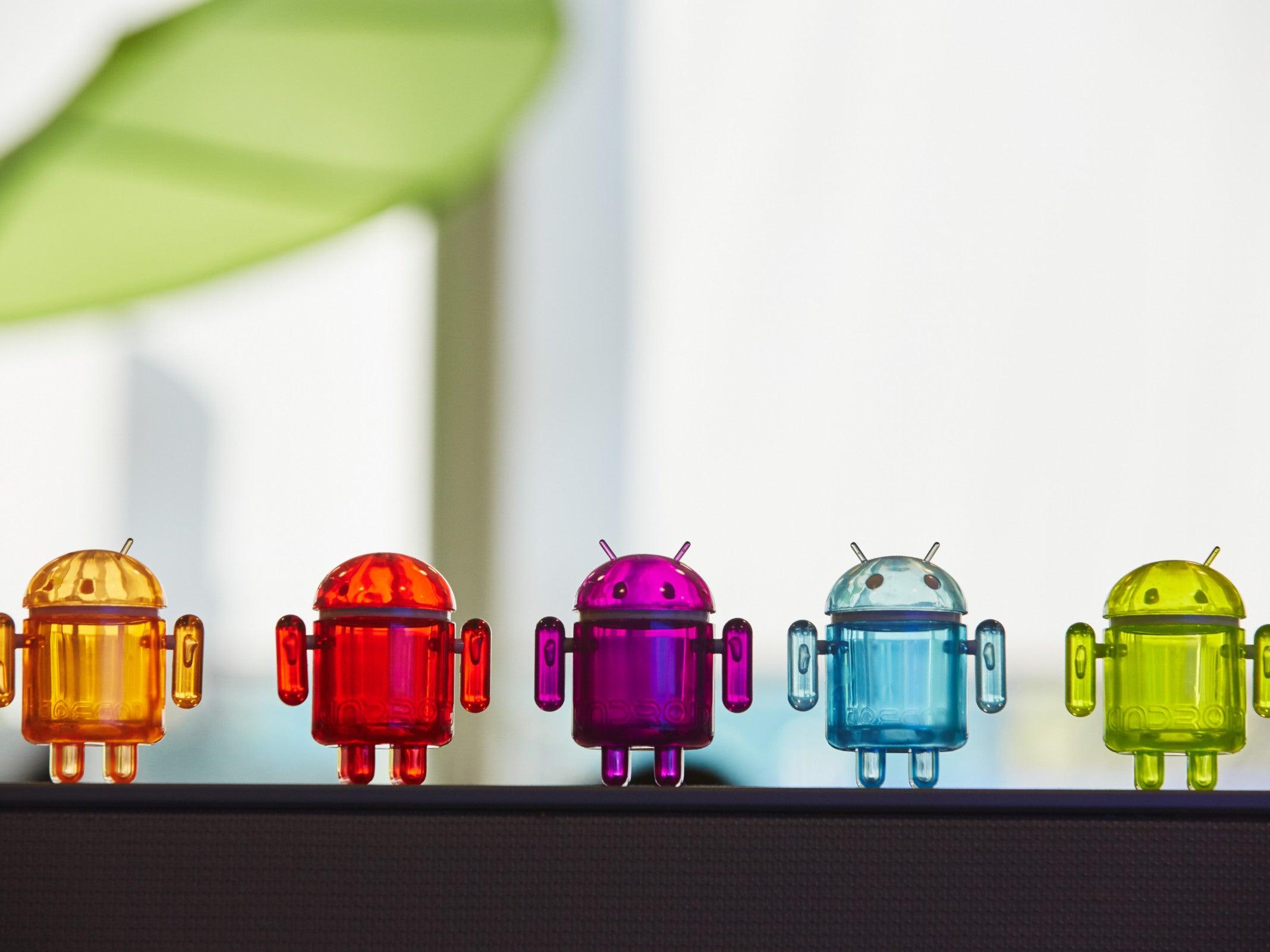 Android Figuren