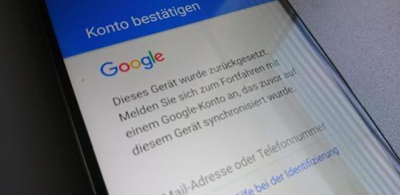 google konto löschen android