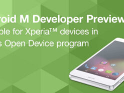 Android M auf Xperia Z