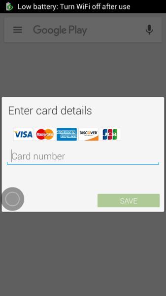 Android-Malware späht Kreditkarten-Daten aus