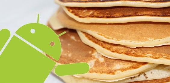 Android Pancake