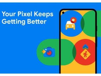 Google PIxel Feature Drop Update Juni 2021