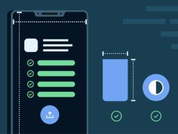 Smartphone Update Symbolbild