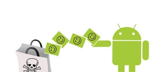 Androids Sicherheitslücke in der Fotogalerie