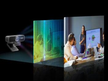 Anker PowerConf 300 mit virtueller Konferenz fürs Home-Office