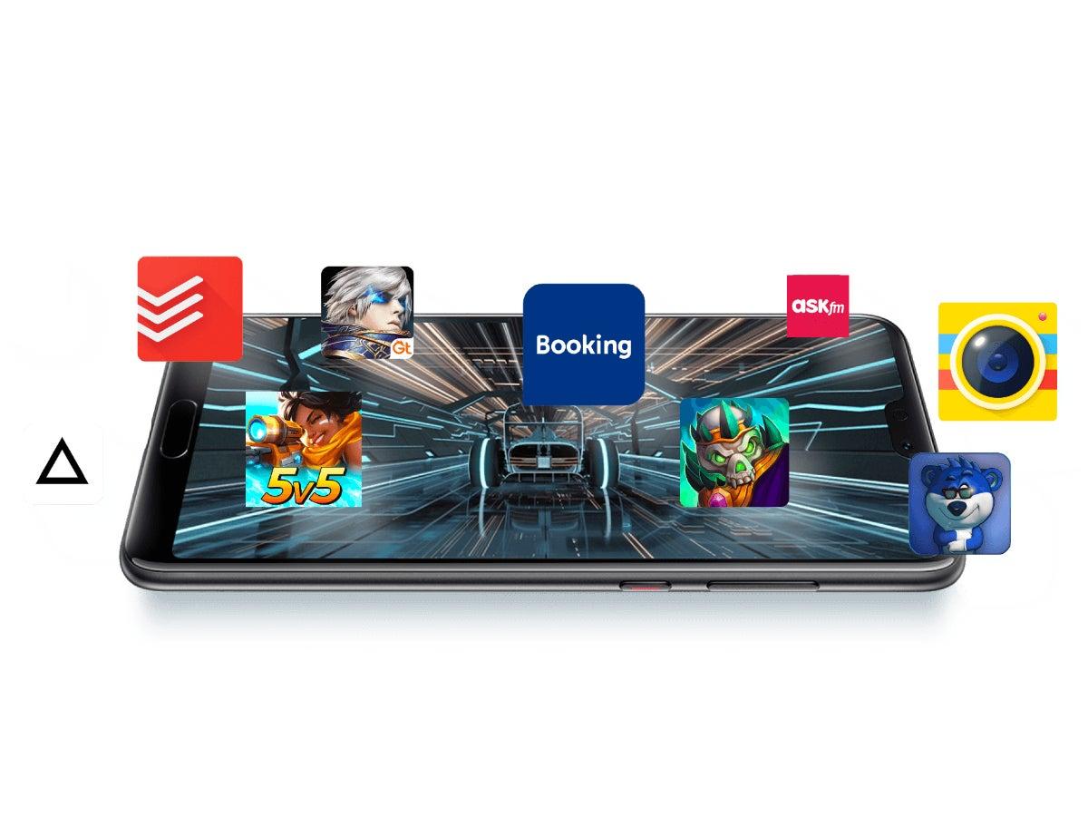 Alle Apps für Huawei und Honor finden: So funktioniert die ...