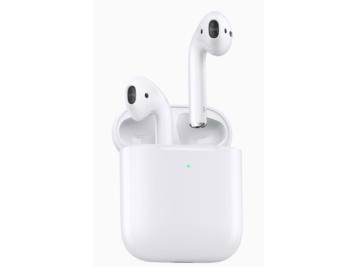 Apple Airpods 2 im Ladecase