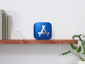 Apples App-Store-Logo