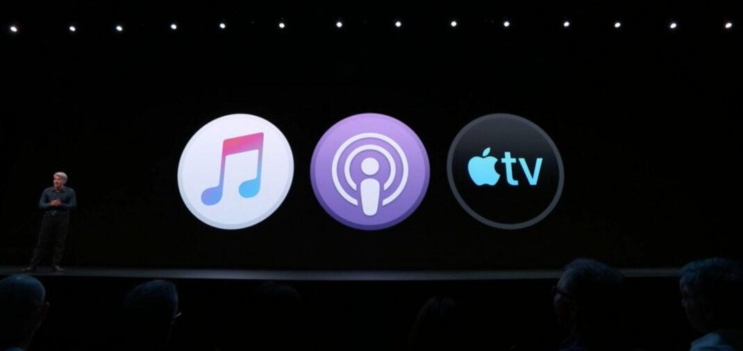 macOS App-Übersicht