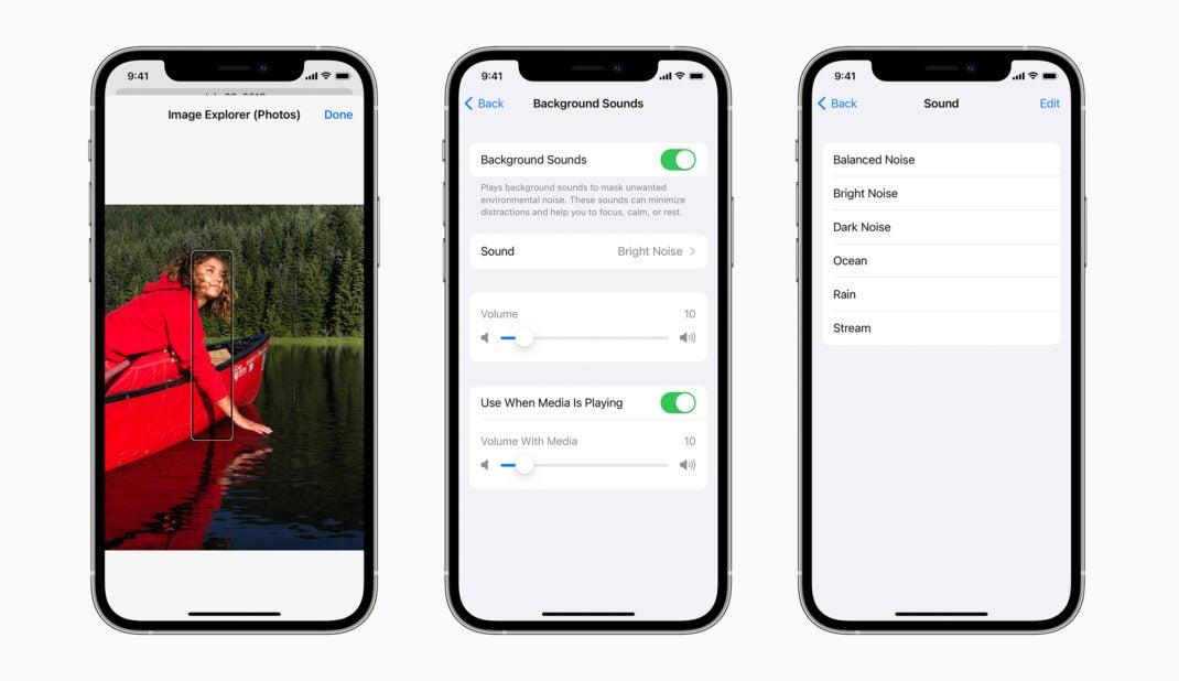 Neue Bedienungshilfen fürs iPhone
