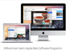 Apple Beta-Programm